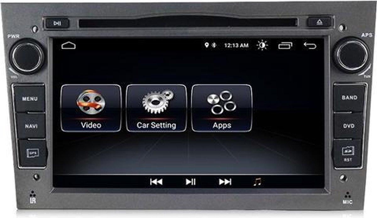 Opel Autoradio Navigatie 7 Grijs – met Android
