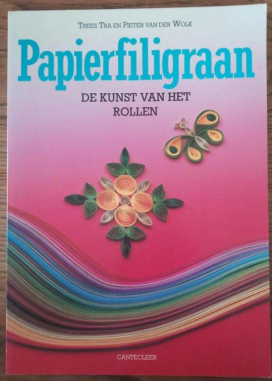 Papierfiligraan - Pieter van der Wolk pdf epub