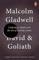 Boek cover David and Goliath van Malcolm Gladwell (Onbekend)