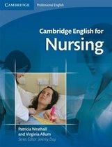 Cambridge English for Nursing - Int + student's book + audio