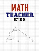 Math Teacher Notebook