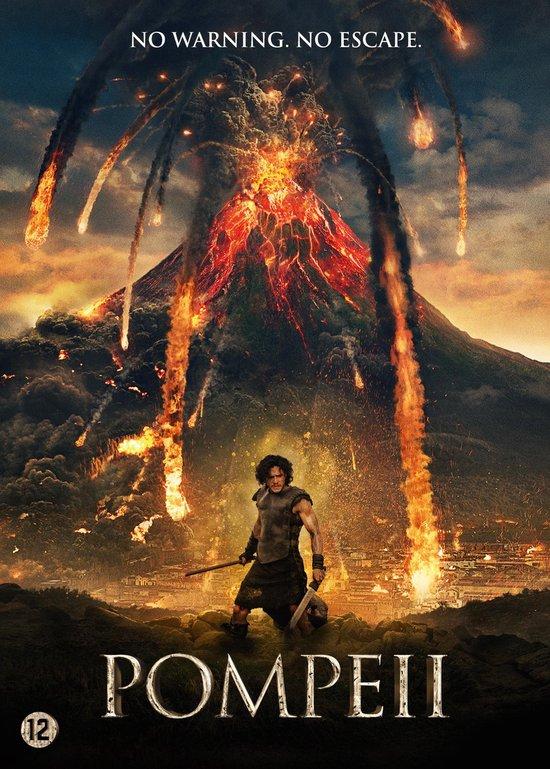 Cover van de film 'Pompeii'