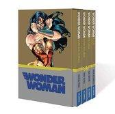 Boek cover Wonder Woman 75th Anniversary Box Set van Various