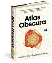 Boek cover Atlas Obscura van Joshua Foer