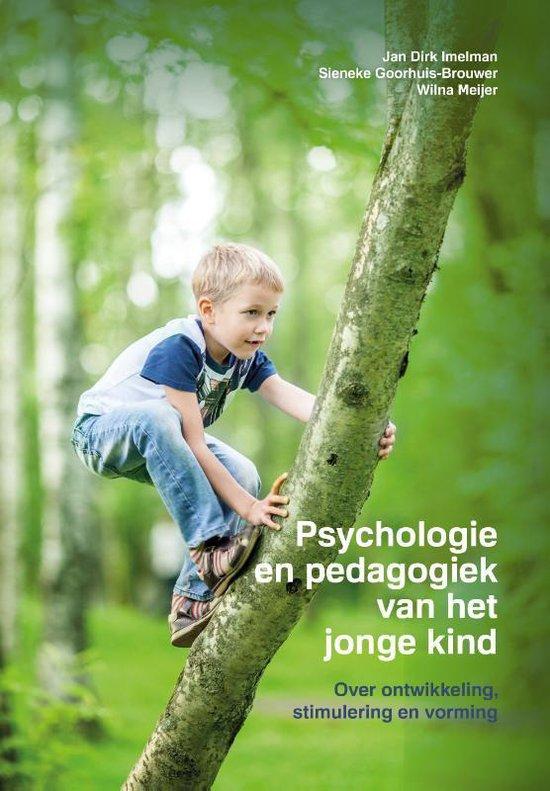 Psychologie en pedagogiek van het jonge kind - Jan Dirk Imelman pdf epub