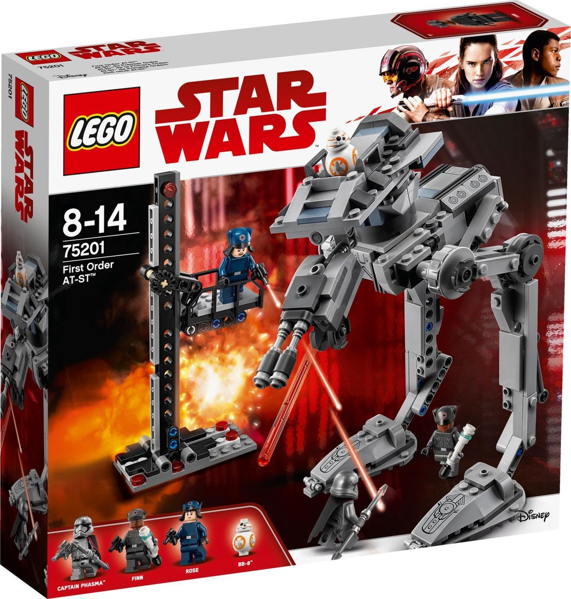 LEGO Star Wars 75201 - First Order AT-ST