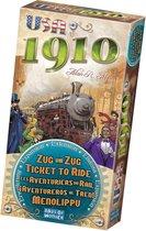 Ticket to Ride USA 1910 - Uitbreiding - Bordspel
