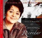 Victoria De Los Angeles - Songs To Remember