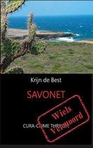 Cura-crime thrillers - Savonet