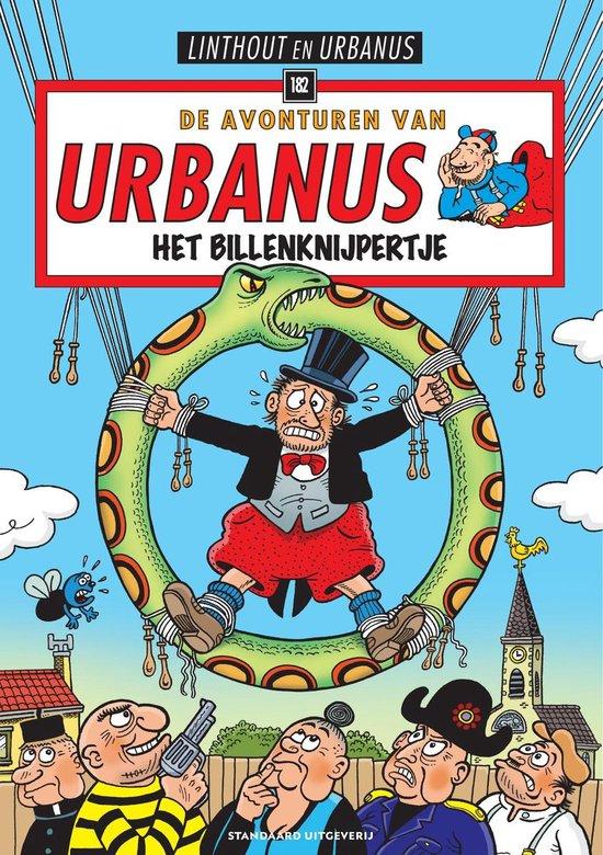 Urbanus 182. het billenknijpertje - Willy Linthout pdf epub