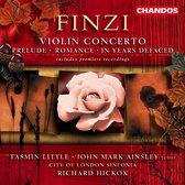 Violin Concerto/Romance/Prelude