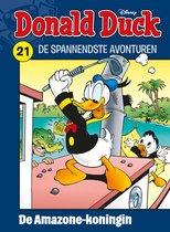 Donald Duck De spannendste avonturen 21 - De Amazone Koningin