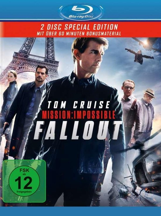 Mission: Impossible - Fallout/Blu-ray