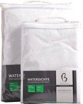 Bonnanotte Waterdichte Matrasbeschermer - Wit 90x190