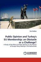 Public Opinion and Turkey's Eu Membership