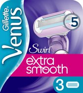 Gillette Venus Swirl Scheermesjes - 3 stuks