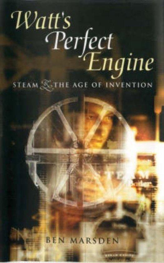Boek cover Watts Perfect Engine van Ben Marsden (Hardcover)