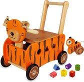 I'm Toy Loop/duwwagen Tijger