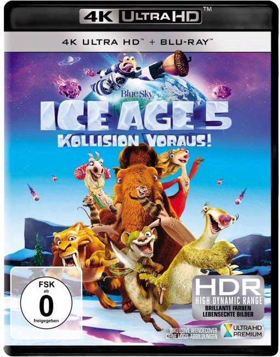 Ice Age: Collision Course (2016) (Ultra HD Blu-ray & Blu-ray)-