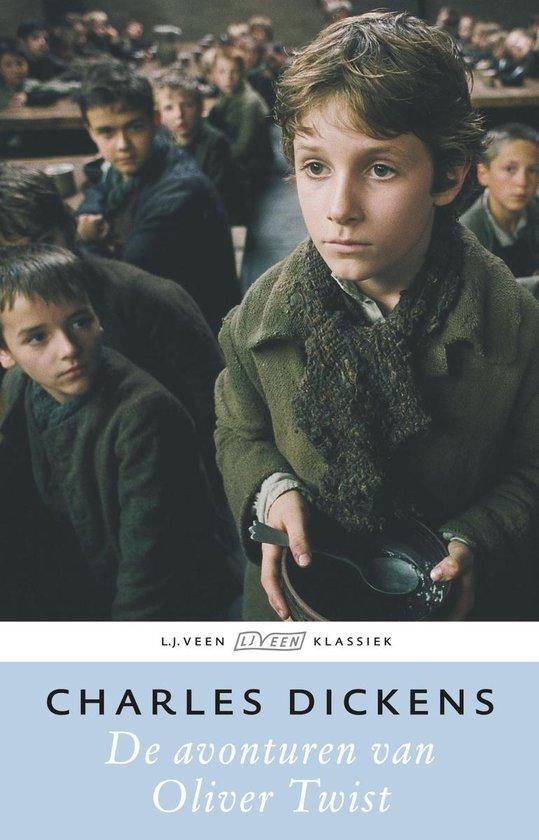 LJ Veen Klassiek - De avonturen van Oliver Twist - Charles Dickens |