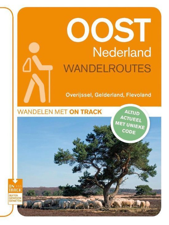 Wandelroutes Oost Nederland - On Track pdf epub