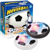 Air Soccer  - Air Voetbal met LED verlichting - Hoverball - Luchtkussen Voetbal - Hover ball