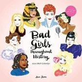 Bad Girls Througout History Kalender 2020