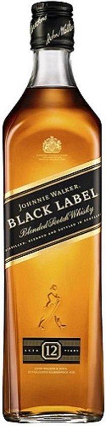 Johnnie Walker, 12 Y - Black Label