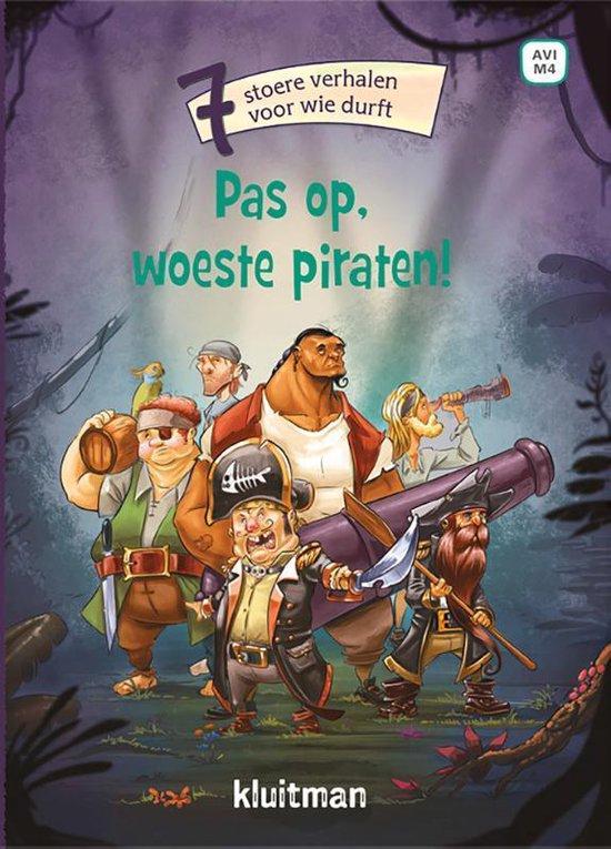 Pas op, woeste piraten! - Julia Boehme |