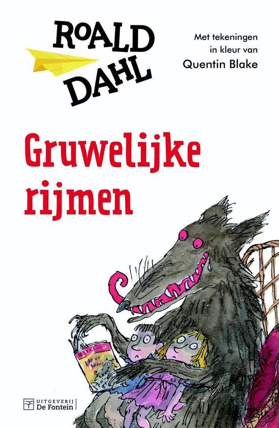 Gruwelijke rijmen - Roald Dahl |