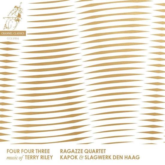 Ragazze Quartet - Four Four Three - Music Of Terry Ri
