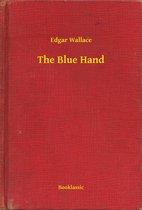 Omslag The Blue Hand