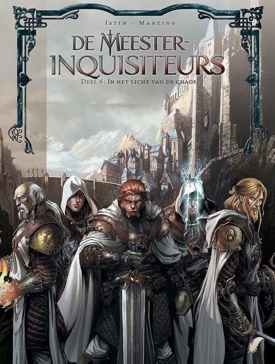 Meester inquisiteurs hc - d06 in het licht van de chaos - Jean-Luc Istin |