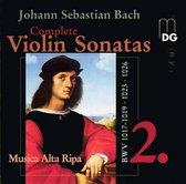 Complete Violin Sonatas Vol.2