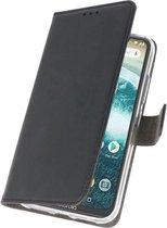 Bestcases Pasjeshouder Telefoonhoesje Motorola Moto E5 - Moto G6 Play - Zwart