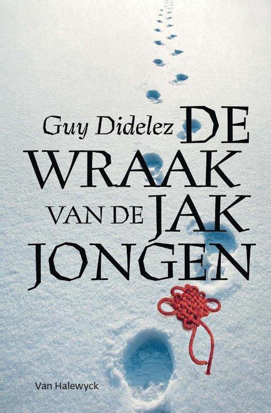 De wraak van de jakjongen - Guy Didelez   Fthsonline.com