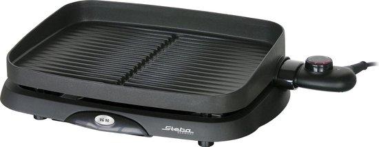 Steba VG90 - Elektrische Barbecue - Tafelgrill - 35x25 cm - Zwart