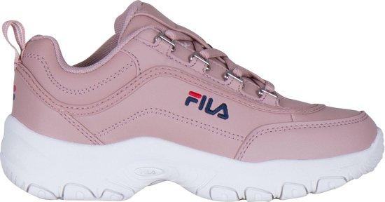 bol.com | Fila FW Sneakers - Maat 33 - Meisjes - roze/wit