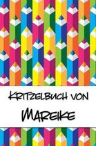 Kritzelbuch von Mareike