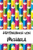 Kritzelbuch von Michaela