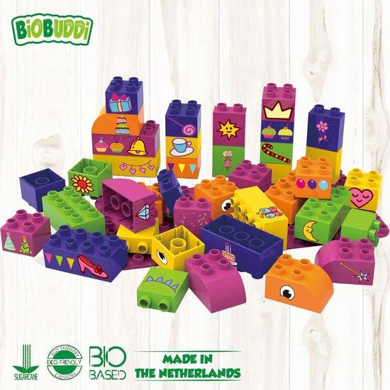BiOBUDDi Blokken met Basisplaat-BB-0007