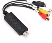 Brauch USB 2.0 Audio Video Grabber