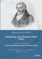 Anleitung zum General-Bass (1805), einschlie lich der Biographie