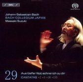 Bach - Cantatas 29