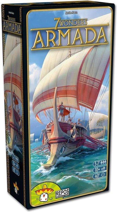 7 Wonders Armada - Bordspel