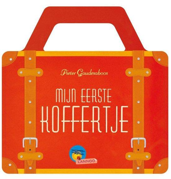Mijn eerste koffertje - Pieter Gaudesaboos |