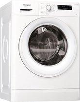 Whirlpool FWF81683WE NL wasmachine Vrijstaand Voorbelading Wit 8 kg 1600 RPM A+++