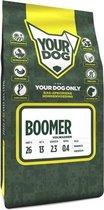 Yourdog Boomer Volwassen - Hondenvoer - 3 kg