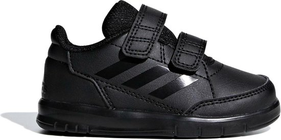 bol.com | adidas Sneakers - Maat 22 - Unisex - zwart