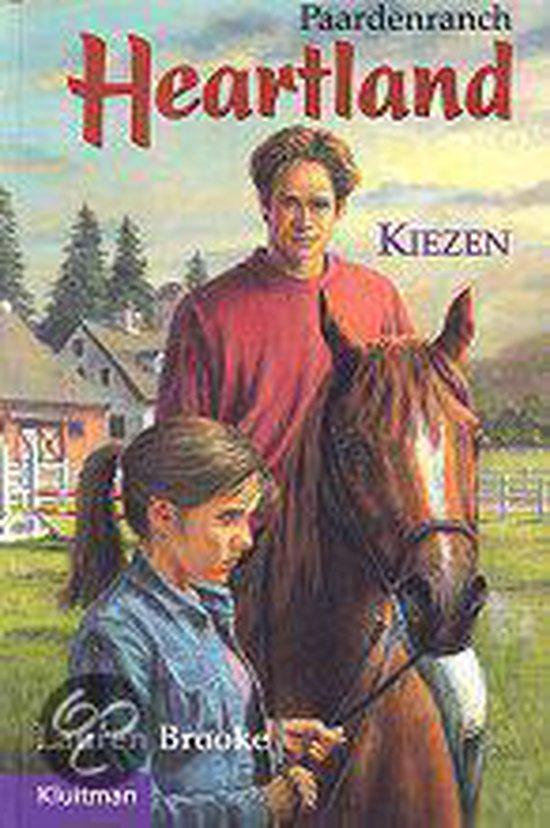 Cover van het boek 'Heartland / Kiezen' van Lauren Brooke